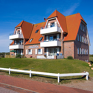 Apartments Inselhus Baltrum